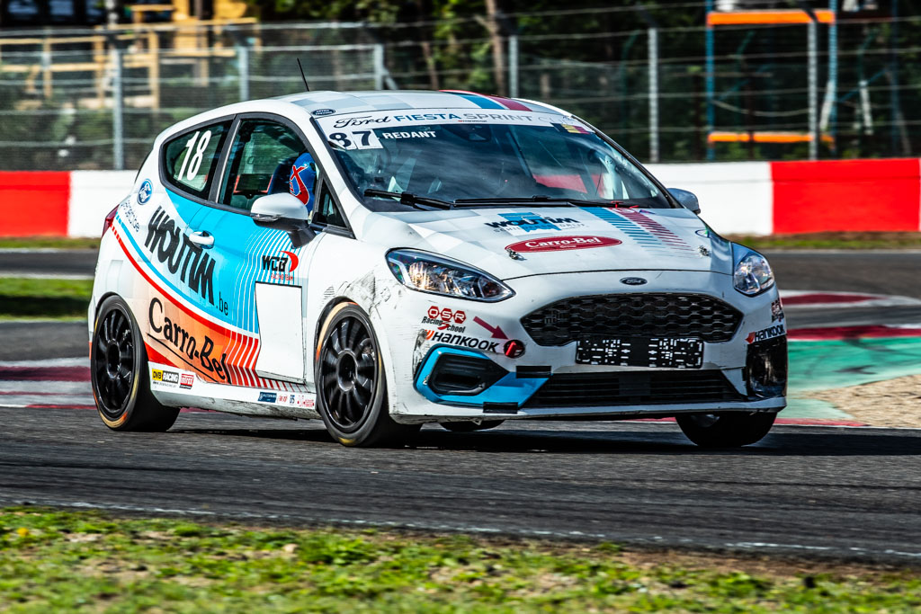 QSR Racing School Ford Fiesta